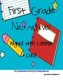 First Grade Narrative Writing Aligned with Common CORE