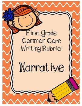 narrative essay common core