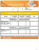 First Grade National Core Art Standards Assessment Checklists