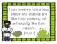 "First Grade Next Generation Science ""I Can"" Statement Posters {Kid Friendly}"