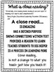 First Grade Nonfiction Close Reads {20 Weeks Included}