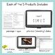 First Grade Nonfiction Comprehension Passage - February Bundle