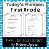 Number of the Day: Daily Routine for Mathematical Fluency