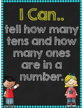First Grade Numbers and Operations Unit *Common Core Aligned*
