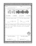 First Grade OA Bundle- Sample