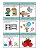 First Grade OA Math Prompt Cards {Common Core Aligned}