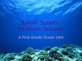 First Grade Ocean Unit