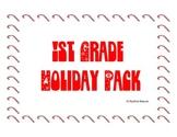 First Grade Pack