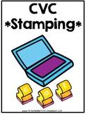First Grade Phonics: CvC Stamping