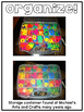 First Grade Phonics: Magnetic Letter CvC Mats
