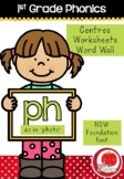First Grade Phonics - 'PH' as in PHOTO