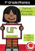 First Grade Phonics - 'UR' as in NURSE