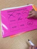 First Grade Phonics Unit 10 Tic Tac Toe Games