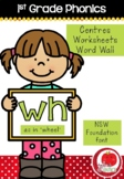 First Grade Phonics - 'WH' as in WHEEL