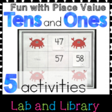 Place Value Games: Tens and Ones, Comparing Numbers, and More!