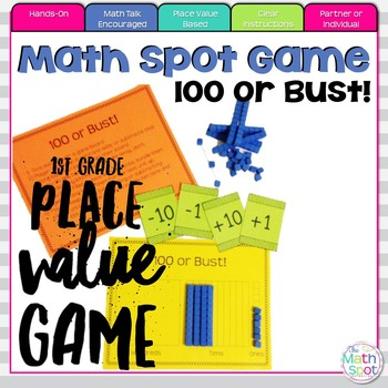 First Grade Place Value Game