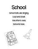 Year Long Poetry Folder