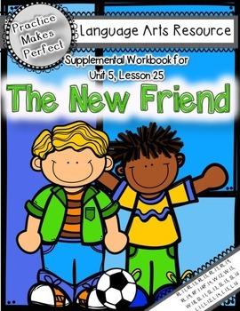 Journeys 1st Grade The New Friend