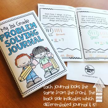 First Grade Problem Solving (Above Standard)