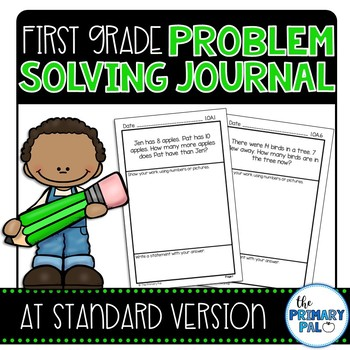First Grade Problem Solving: At Standard Version