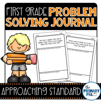 First Grade Problem Solving (Approaching Standard)