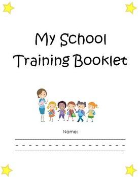 School Procedures Booklet and Activities (editable)