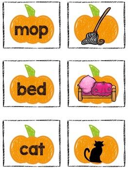 First Grade Pumpkin Unit
