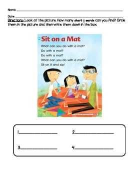 Reach for Reading by National Geographic First Grade Unit 1 Weeks 2-4
