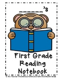 First Grade Reader's Notebook-Every Anchor Chart you Need