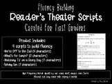 First Grade Reader's Theater Scripts for Fluency