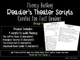 First Grade Reader's Theater Scripts for Fluency: Group 7