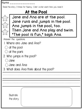 original-2231572-3 Teaching First Grade Reading Comprehension on worksheets free 1st, practice 3rd, worksheets for third, free 5th,