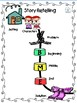 First Grade Reading Fluency and Comprehension Passages {Word Families}