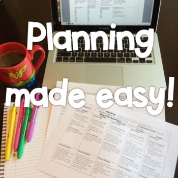 Journeys Lesson Plans First Grade Unit 6 {EDITABLE!}