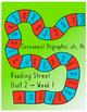 First Grade Reading Street Board Games - Unit 2 Weeks 1-6