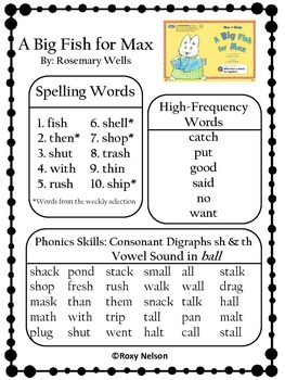 First Grade Reading Street Common Core: Unit 2 Decodable Posters and Stories