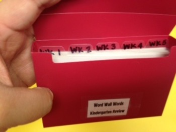 First Grade Reading Street High Frequency Word Cards: (All Units)