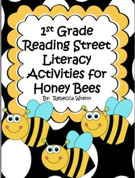 Reading Street Honeybees Literacy Activities