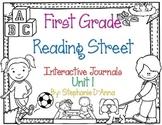 First Grade Reading Street Interactive Journal Unit 1