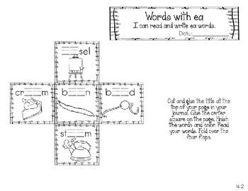 First Grade Reading Street Interactive Journal Unit 4