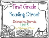 First Grade Reading Street Interactive Journal Unit 5