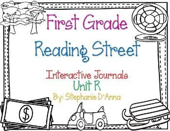 First Grade Reading Street Interactive Journal Unit R