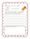 First Grade Reading Street Look Back and Write Unit 2