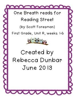 First Grade Reading Street One Breath Read Full Version Owl theme