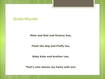 First Grade Reading Street Powerpoint Snap! Unit R Week 2