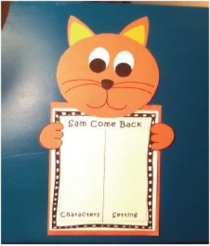 Sam Come Back Literacy Activities