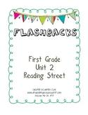First Grade Reading Street Unit 2 Flashbacks