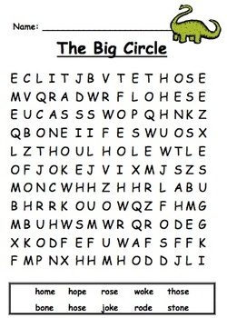 Revered image intended for first grade word search printable