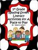 First Grade Reading Street Unit 3 Literacy Activities Bundle