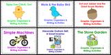 First Grade Reading Street Unit 5 Graphic Organizers Bundle